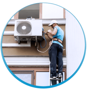 When a customer requests an airconditioning repair from us, a team of our expert repairmen will come out to their premises to diagnose the problem.